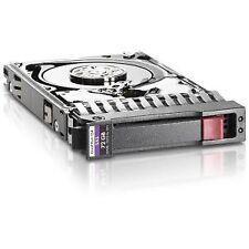 Hp 1.2tb 6G 10K 6.3cm SAS 718162-b21 718292-001 726480-001 Gen8 disco duro HDD