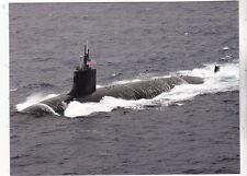 "New listing ~Post Card~""The United States Submarine w/U.S. Flag"" (C24)"