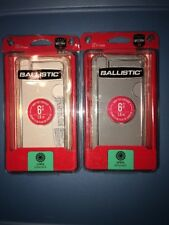 Lot Of 2pc Lg X Power Ballistic Jewel Essence Case