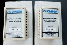 Omega Engineering Environmental Wall Sensor Model EWS-TX New