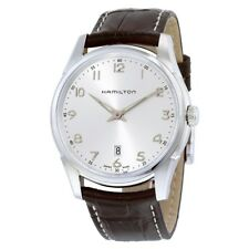 NEW Hamilton Jazzmaster Thinline Men's Quartz Watch - H38511553