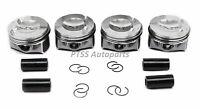 06H 107 065DM Upgraded Genuine  Pistons Φ23mm 4x Set  for VW Tiguan AUDI Q5 2.0T