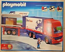 New Playmobil 4323 - Truck and Trailer