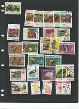 PORTUGAL-COLONIES-MOZAMBIQUE-COLLECTION-ALL MODERN-