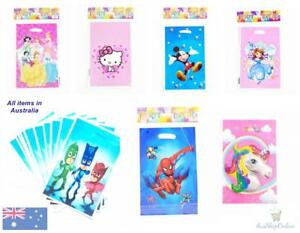20 pcs/set PJ Mask Mickey Character LOOT BAGS LOLLY TREAT PACK PARTY SUPPLIES