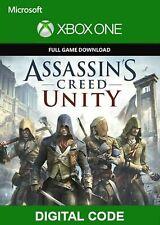 Assassin's Creed: Unity - Xbox One código de descarga digital [Acción] [Global]