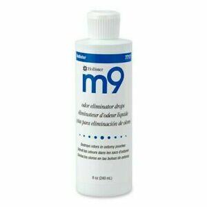 Hollister M9 Odor Eliminator Spray drops Exp 2025/09