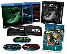 AIRWOLF Complete Blu-ray BOX - Japanese original Blu-ray