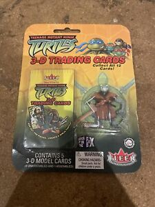 Teenage Mutant Ninja Turtles 3D Trading Cards. NEW SPLINTER
