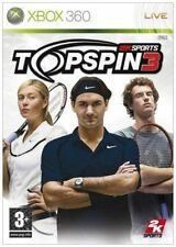 Xbox 360 - Top Spin 3 Tennis **New & Sealed** Official UK Stock