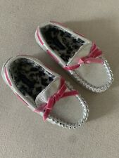 New Casual Girls Shoes Size 11 Color Silver