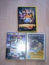 DVD Sammlung Power Rangers Silberflügel Bully Herbig