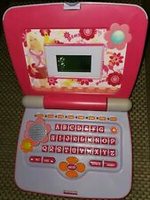 RARE Barbie Laptop Computer Learning Toy Email Chat Search Web Surf Video Music