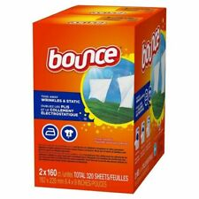 Bounce Fabric Softener Dryer Sheets - 847821 (320 Count)