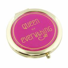 Elegant Queen Of Everything Compact Mirror Gift For Her SP1265