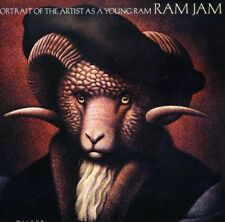 Portrait of The Artist As A Young Ram by Ram Jam (Vinyl LP, 1978 Epic, Canada)