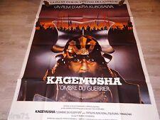 KAGEMUSHA    !  akira kurosawa  affiche cinema