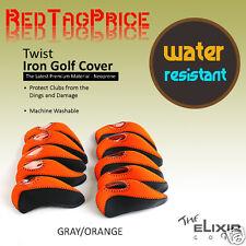 10 Pcs Neoprene Golf  IRON COVERS HEAD GOLF IRON COVER  USA SELLER  CGO