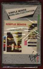 SIMPLE MINDS Sons and Fascination - MC sigillata