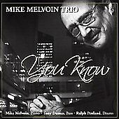MIKE MELVOIN - YOU KNOW (CD,Sep-2006 City Light Entertainment NEW SEALED RARE!