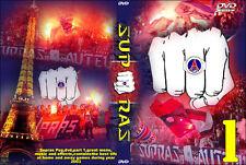 DVD SUPRAS PSG VOLUME 1 2003  (ultras,tifo,chants,group,ultra,paris,tm93,supras)