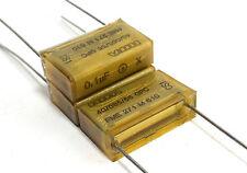 RIFA Sweden NOS .1 uF 600 VDC EMI Suppressor Audio Amp Capacitor PME271M EVOX