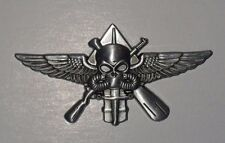 MARSOC Badge US Marine Corps Raider Pin USMC SOCOM Tactical Combat Recon Rifle