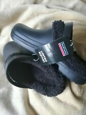 TOWN & COUNTRY LIMITED EDITION FLEECE LINED CLOGGIES BNWT UK SIZE 5