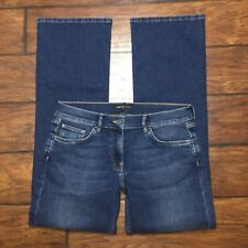 Great Plains Womens Jeans Size 10 Dark Faded Wash Denim Boot Cut Stretch London
