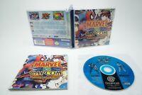 Sega Dreamcast *Marvel vs. Capcom: Clash of Super Heroes* OVP mit Anleitung #3