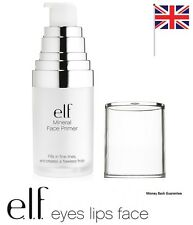 ELF e.l.f. Studio Mineral Infused Face Primer CLEAR   #82637  UK SELLER