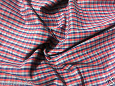 ARVIND BRAND 100% Pure Cotton FABRIC Check Shirt – CHECK SHIRTS WHOLESALE