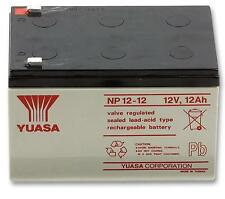 Batteries - Rechargeable - BATTERY 12V 12AH