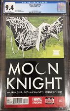 Moon Knight #003 (Jul 2014, Marvel) CGC 9.4 - Disney+