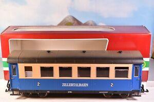 LGB Spur G 4-achs Personenwagen 2.Kl. der Zillertalbahn Nr. 3164