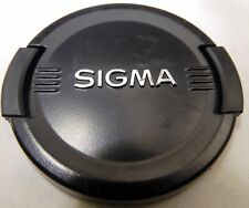 Sigma 55mm Front Lens Cap APO Snap on type