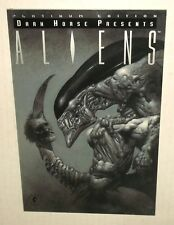 Dark Horse Presents ALIENS PLATINUM EDITION graphic novel 1992 EXC CONDITION