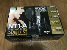 RODE Road / NT1A condenser microphone