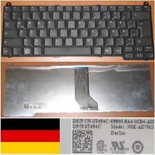Teclado Qwertz Alemán DELL 1310 1510 2510 0T454C 0T454C T454C NSK-ADV0G Negro