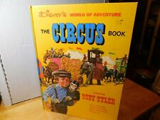 Book~Disney World of Adventure The Circus Book By: Enid Blyton