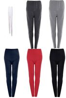 WOMENS MATERNITY LEGGINGS NEW LADIES OVER BUMP PLUS SIZE 10 - 18