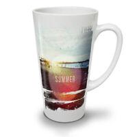 Summer Sunset View NEW White Tea Coffee Latte Mug 12 17 oz | Wellcoda