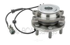 Wheel Bearing and Hub Assembly Front BCA Bearing WE61213