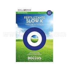 FERTILIZZANTE PER PRATO CONCIME ANTISTRESS SLOW K 12-6-18 + 2,5 MgO BOTTOS KG 4