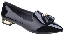 Rockport Total Motion Zuly Loafer Ladies Leather Casual Womens Flats Shoes Uk4 / Eu37 Black Patent