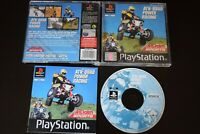 ATV: Quad Power Racing Game PlayStation One PS1 Condition Manual Incl UK PAL
