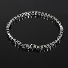 1Pc Fashion Stainless Steel Bracelet Men Biker Bicycle Motorcycle Chain Bracelet
