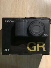 Ricoh GR II [Low Shutter Count]