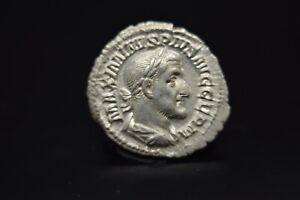 Maximinus I  AR Denarius. 235-236AD. N72A