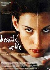Affiche 40x60cm BEAUTÉ VOLÉE / STEALING BEAUTY 1996 Bertolucci - Liv Tyler NEUVE